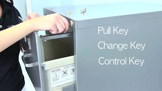 Gambar cover How to Remove & Install File Cabinet, Desk or Cubicle Lock Cores