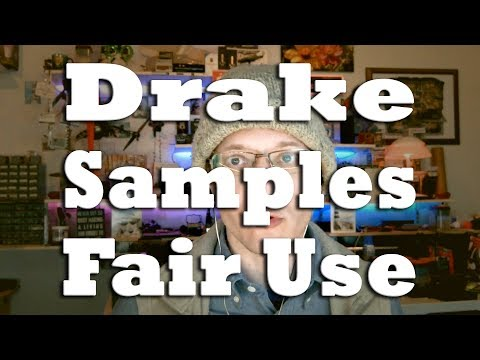Drake Wins Sampling Fair Use Case (Smith v. Cash Money Records) #wtfu