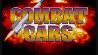Combat Cars - Surburbia