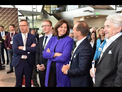 Mi5 Showcase auf dem Bayern Digital Kongress 2017