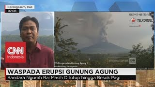 Download Video Magma Memenuhi Kawah Gunung Agung MP3 3GP MP4