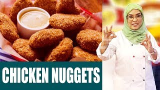 Chicken Nuggets - Dawat e Rahat With Chef Rahat - 16 January 2018 | AbbTakk News