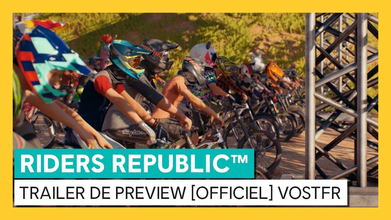 Riders Republic - Trailer de PreviewVOSTFR
