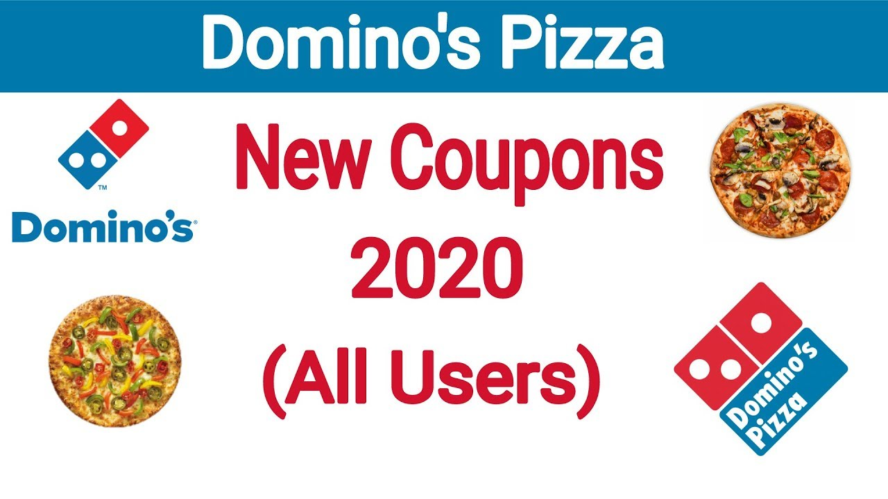 Domino's Coupon Today discount