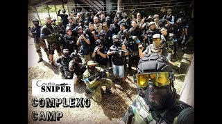 Complexo novo campo de airsoft de Santos/SP