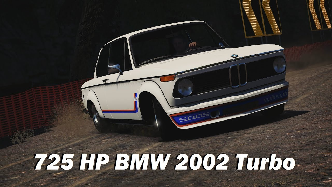 Extreme Offroad Silly Builds - 1973 BMW 2002 Turbo (Forza Horizon 3 ...