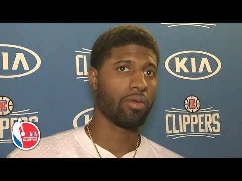 Paul George talks Clippers' defense, facing Luka Doncic | NBA Sound