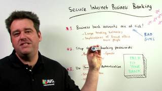 AVG's Michael McKinnon Explains Online Business Banking and How To Do It Securely