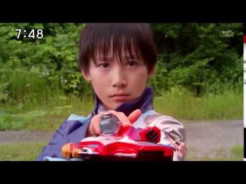Uchuu Sentai Kyuranger All 12 Transformation