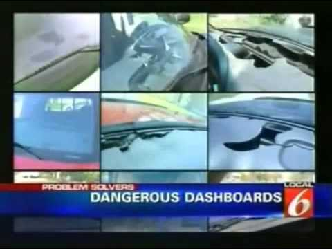 Dodge Ram Cracking Dashboards Defect News Story