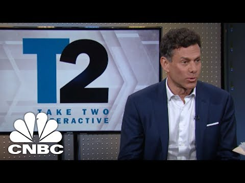 Take-Two Interactive Software CEO: Fortified by Fortnite? | Mad Money | CNBC