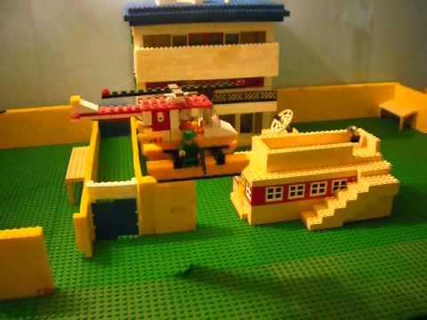 Bin Laden Killed in LEGO!!! - YouTube