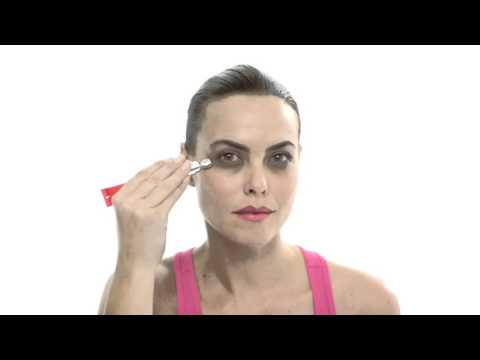 How To Apply Lifecell Cooling Under Eye Treatment Youtube