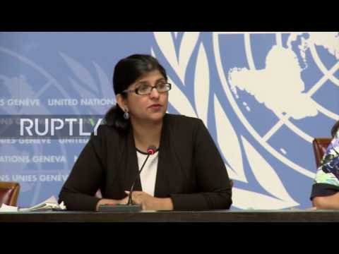Switzerland: UN calls on Australia, Nauru to end child detention and torture