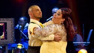Lisa Riley & Robin Windsor Quickstep to