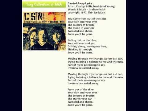 Crosby, Stills, & Nash (CSN) - Carried Away