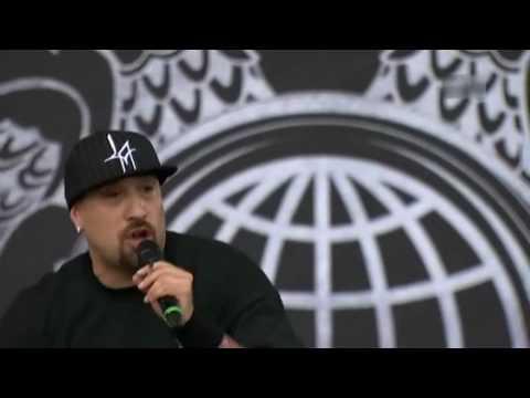 Dr Greenthumb ~ Cypress Hill  @ Rock am Ring 2010