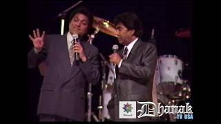 Best Comedy of Moin Akhter with Malik Anokha (Live from Miami)- Dhanak TV USA