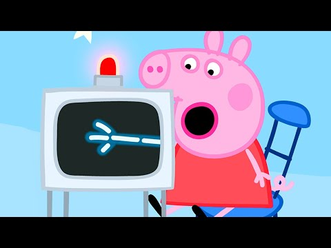 Peppa Pig Official Channel | Peppa Pig's Boo Boo Moments
