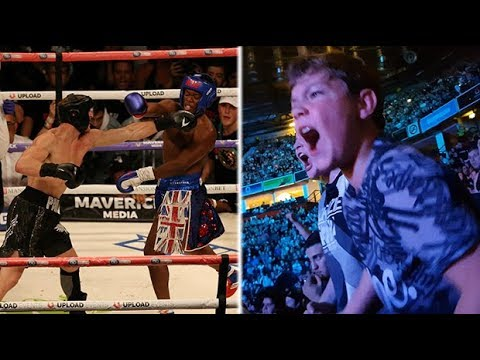 Inside the controversial KSI vs Logan Paul fight young fans are watching