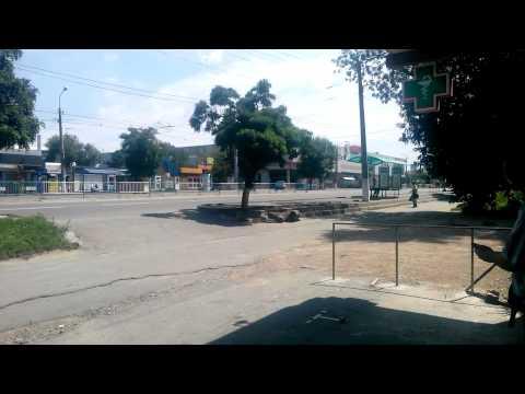 Минометный обстрел автовокзала