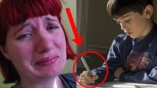 Madre estaba limpiando el cuarto de su hijo, y encontró algo de él que la dejo llorando por días...