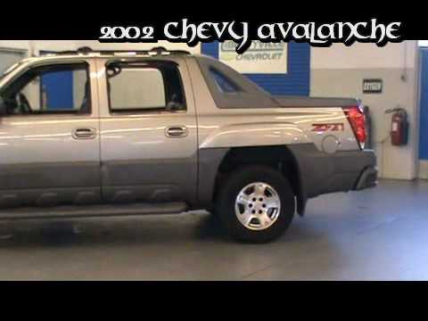 chevy avalanche 2002 chevrolet avalanche youtube. Black Bedroom Furniture Sets. Home Design Ideas