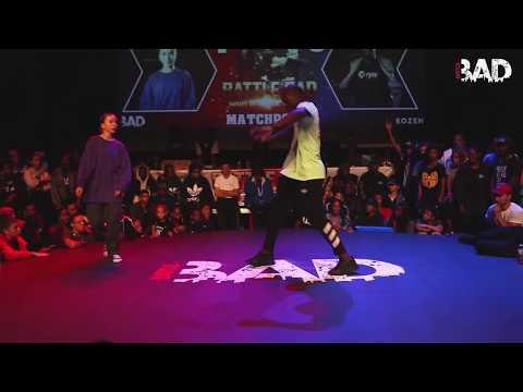 NASTYA vs SAM YUDAT - Battle BAD 2019 - HIP-HOP TOP 16