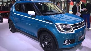 Maruti Suzuki Ignis Launched at 4.59 Lakh Only ✔