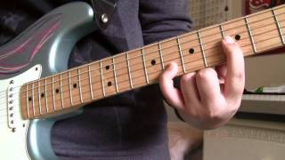 "How To play ""I Am Free"" on Guitar"