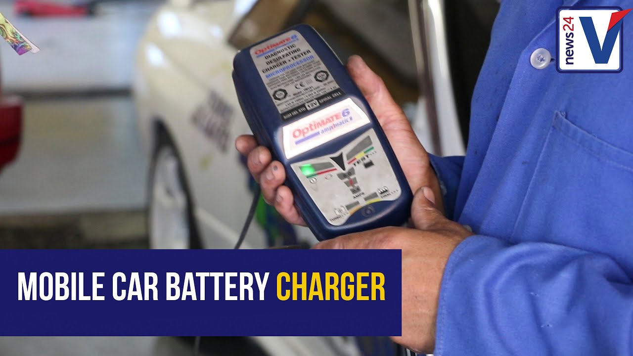 How To Us The Optimate Battery Charger Youtube