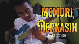 Gambar cover Memori Berkasih Reggae Version   BASS COVER