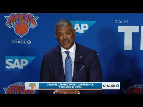 Will the Knicks Trade Assets for a Big Star? | New York Knicks | MSG Networks