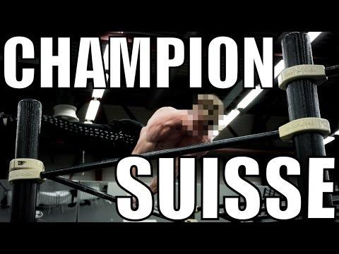 STREET WORKOUT - CHAMPIONNATS SUISSES 2017