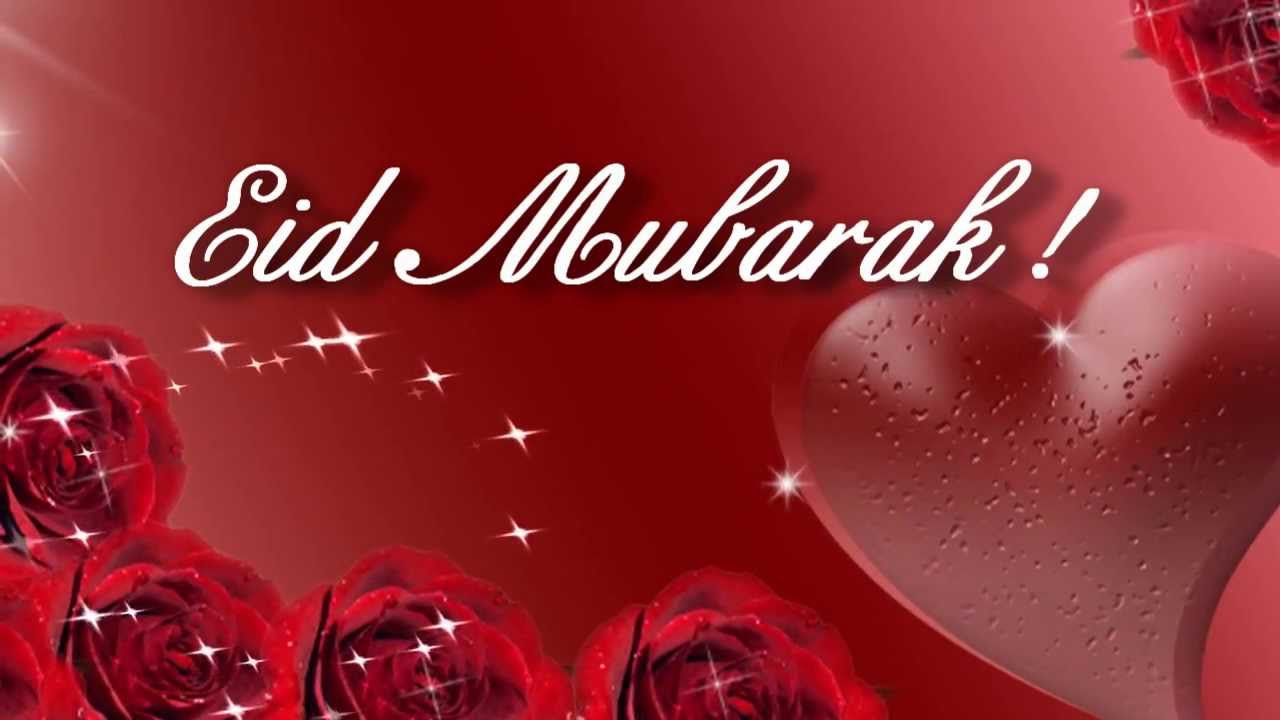 Eid greeting ecard youtube kristyandbryce Image collections