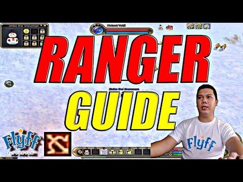 Flyff US - ITEM GUIDE FOR RANGER / CRACKSHOOTER 🏹
