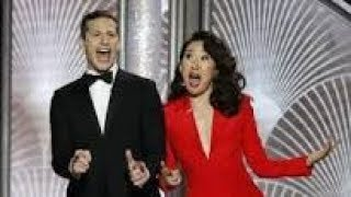 Flu Shots At The Golden Globe Awards