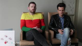 Kings of Leon tell you about the five songs that changed their live...