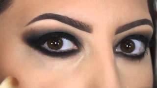 Yeni Arap Günlük Makyaj Modeli