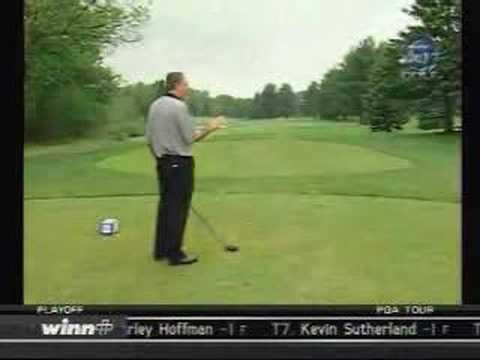 Allen Doyle golf swing explanation