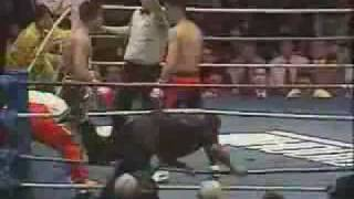 UWFi kickboxer and ISKA Muay Thai champion Makoto Ohe, on his quest...