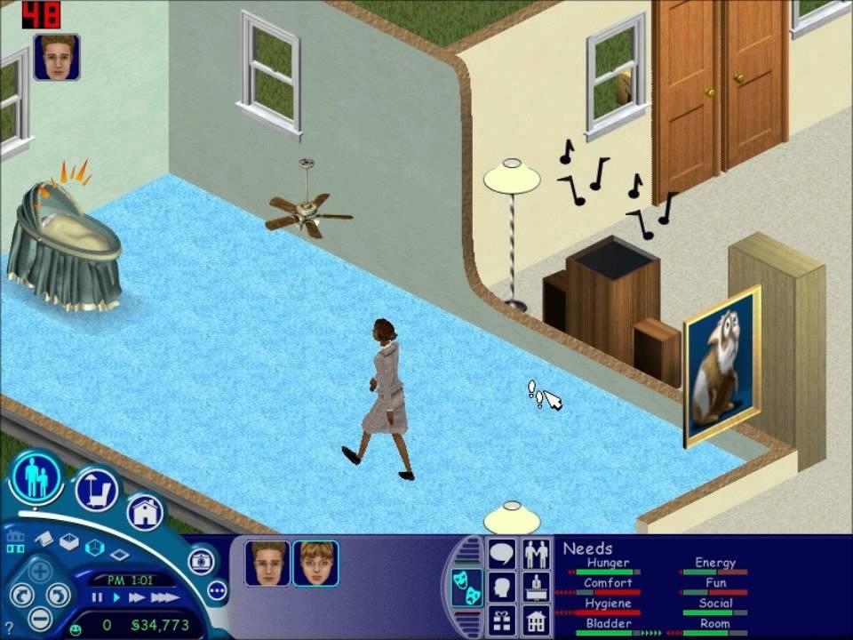 The Sims forceerde je op een jonge leeftijd al volwassen te worden