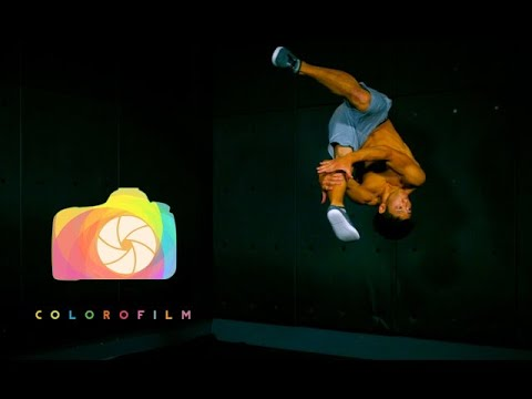 【世界一!】アクロバットをスーパースローで撮影してみた! | COLORO FILM