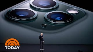Apple Event Reveals iPhone 11, New Streaming Service | TODAY