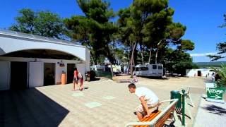 Camping Ježevac, Krk Island - Green oasis within the Krk town