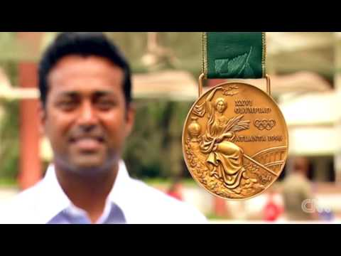 India's Olympic Hero - Leander Paes to Make Seventh Olympic Appearance   CNN Report