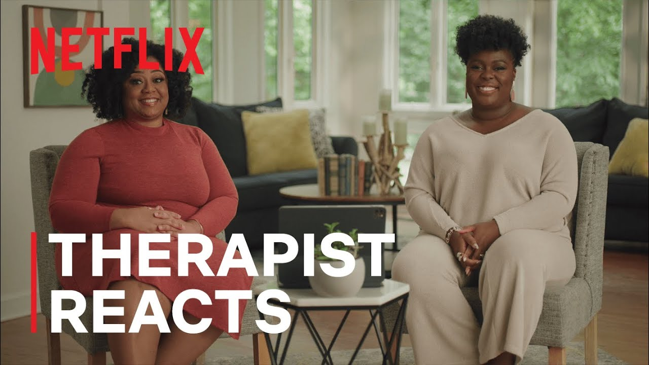 Real Therapists React to Never Have I Ever Therapy Scenes | Netflix