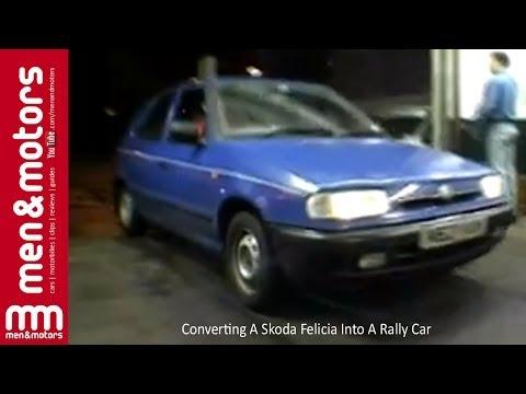 Converting A Skoda Felicia Into A Rally Car - Part 6