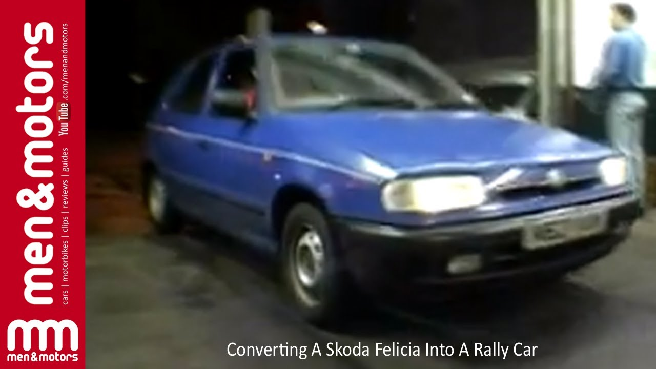 Converting A Skoda Felicia Into A Rally Car - Part 6
