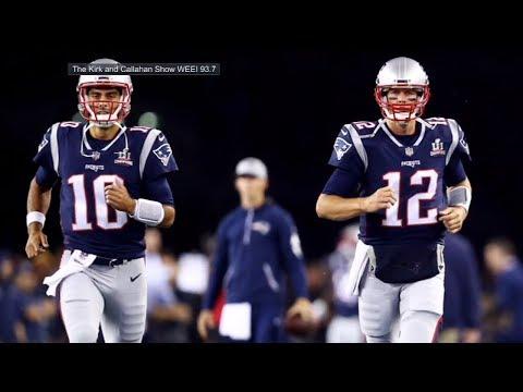 Tom Brady is proud of his former New England Patriots teammate Jimmy Garoppolo   ESPN
